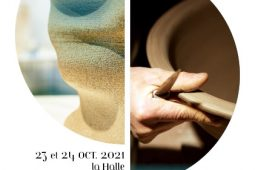 Rencontres «La céramique, notre patrimoine»   23/24 octobre  à la Halle